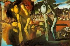 Dali-Métamorphose-de-Narcisse-1937